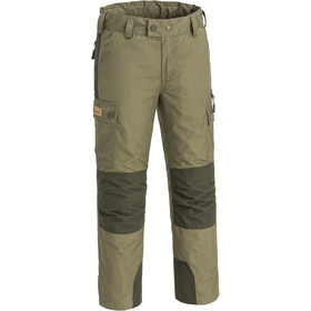 Pinewood Lappland Pants Kids hunting olive/moss green